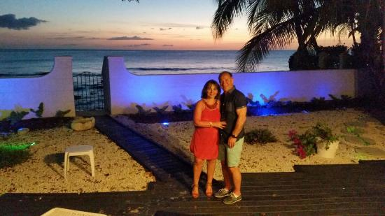 Lower Carlton, Barbados: John and Pam