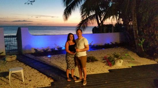Lower Carlton, Barbados: Adam and Lynsie