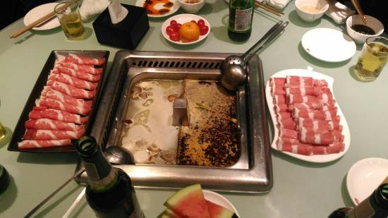 Shanghai Haidilao Hot Pot (Zhangyang Road)