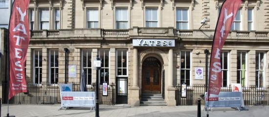 Yates Bury