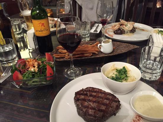 The Lodge Steak & Seafood Co.: photo0.jpg