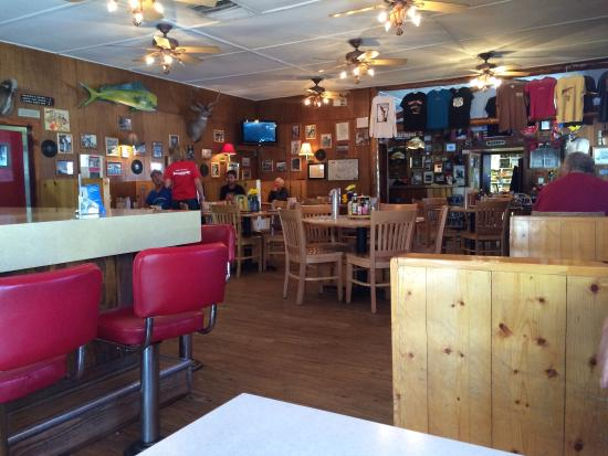 Crowley Lake, Kalifornia: Tom's Place Resort