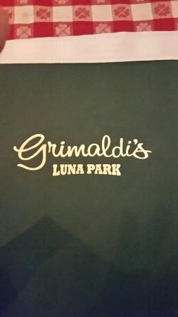 Grimaldi's Luna Park: 20160503_193919_large.jpg