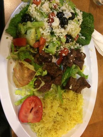 Fattoush Mediterranean Grill