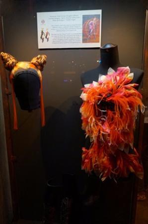 KA (カー)  - シルクドソレイユ, 衣装の展示