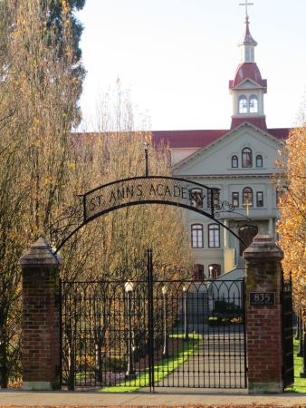 St. Ann's Academy National Historic Site