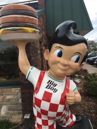 Bridgeport, MI: Love me some Big Boy