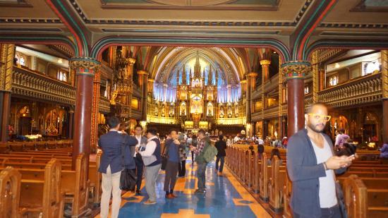 Montreal, Canadá: Mounir 4