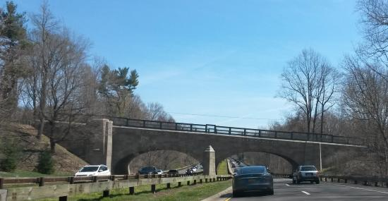 Connecticut: The Merritt Parkway