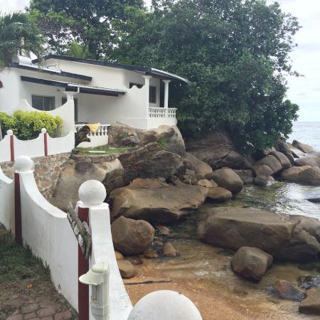 Anse Soleil Beachcomber: posizione sul mare
