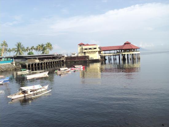 Fantastik Rm Wisata Bahari Dengan View Pantai Perahu Gunung