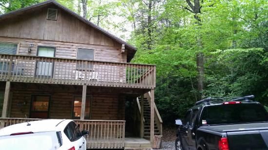 Vilas, Carolina del Norte: Cabins in the woods