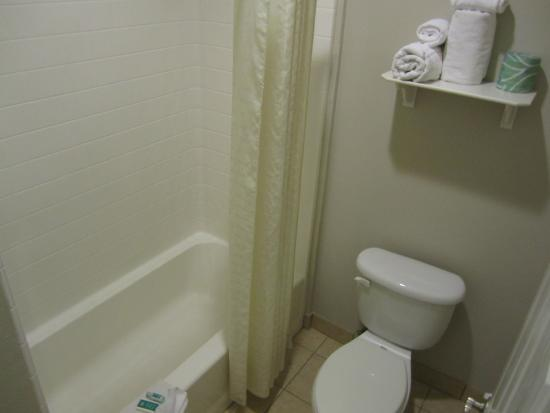 Jewett, Τέξας: Bathroom