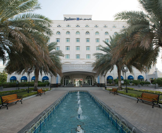 The Radisson Blu Hotel, Muscat