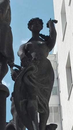 Telemanndenkmal