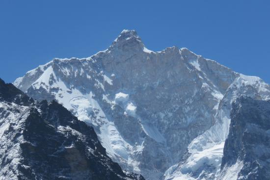 Kangchenjunga Region, Nepal: Mountain named Jannu within Kanchejunga