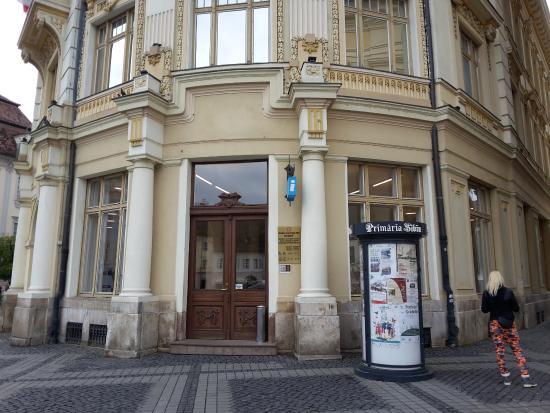 Sibiu Tourist Information Center