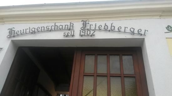 Weingut Friedberger