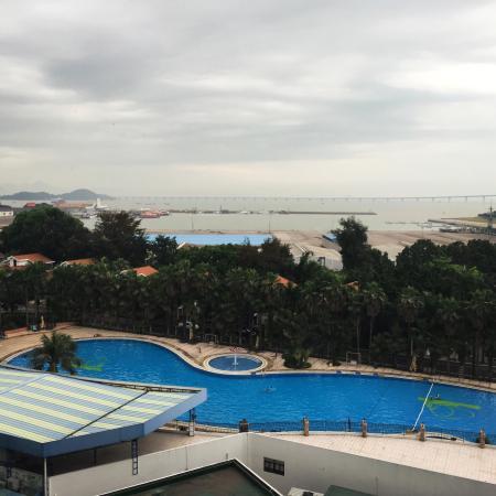 โรงแรมจูไห่ ฮอลิเดย์ รีสอร์ท