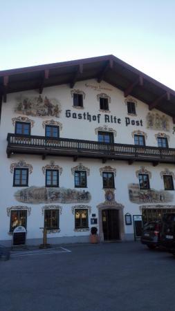 Siegsdorf, Deutschland: Gasthof Alte Post