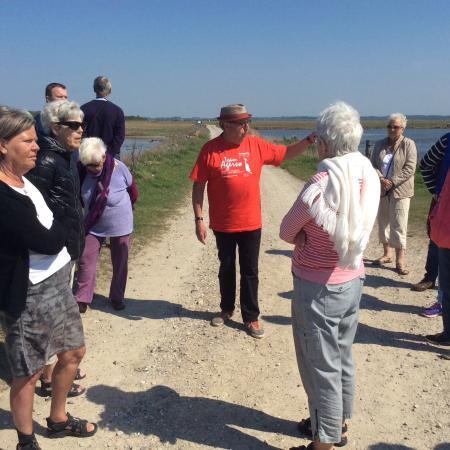 Skaelskoer, เดนมาร์ก: Krofatter er også turisrguide på dejlige Agersø.