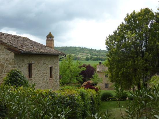 Castiglione della Valle, Italië: Im Borgo
