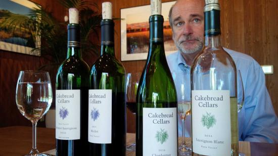 Rutherford, Kalifornien: Wine is always about philosophy