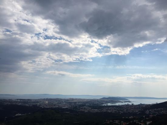 Klis Fortress: The view