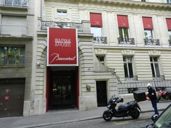 Musee Baccarat Photo