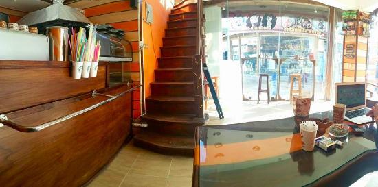 Mojo Coffee lounge