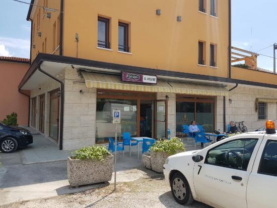 Malcontenta, Italia: Eenvoudig maar goed