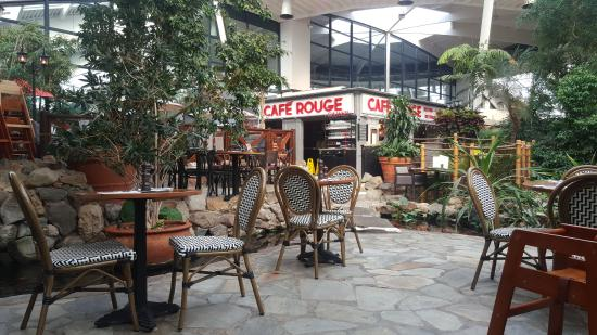 Cafe Rouge - Center Parcs Longleat Forest: beautiful restaurant