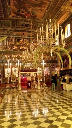 Condofuri, Italia: Chiesa Greco-Ortodossa della Madonna di Grecia