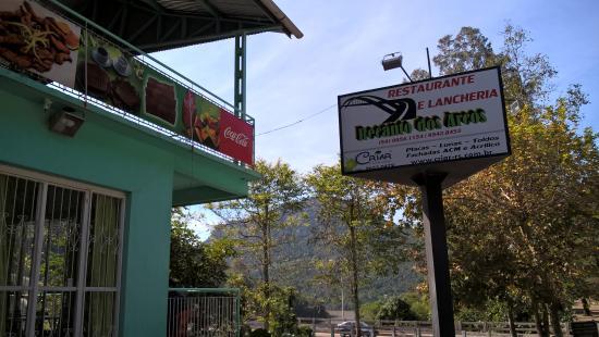 Restaurante eLancheria Recanto dos Arcos