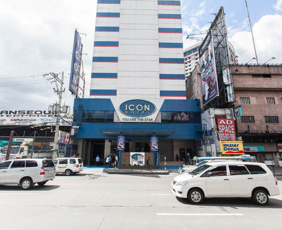 Budget Hotel at The Heart of Quezon City - Review of Icon ...
