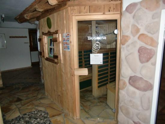Naturhotel Thalerhof: Sauna