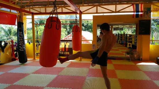 Chak Phong, Thailand: 7 Muay Thai Gym & Beach Resort