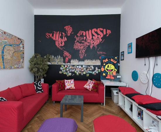 Photo of Hotel Hostel One Home at Hybernská 1008/22, Prague 110 00, Czech Republic