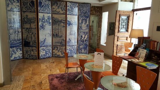 Hotel Lisboa Tejo: 20160509_101114_large.jpg