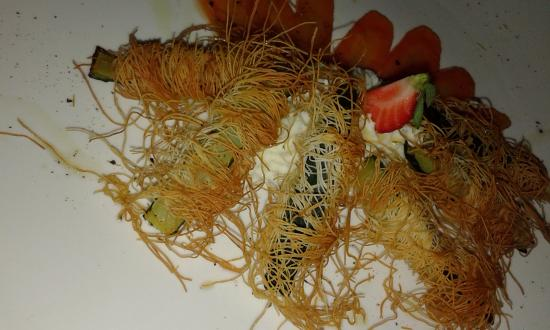 Abano Terme, Italien: Antipasto vegetariano