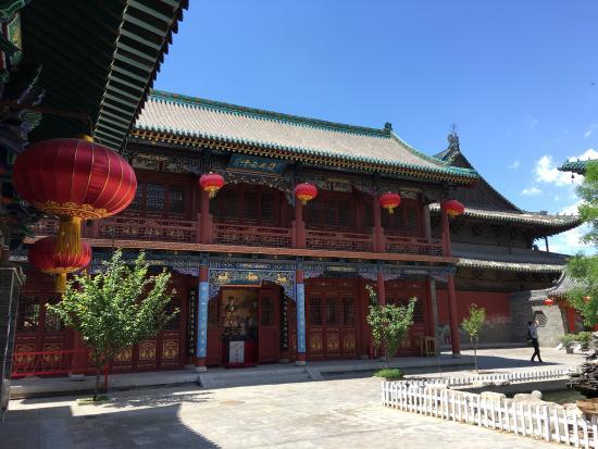 Chongshan Monastery