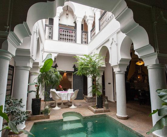 beautiful well located riad review of riad l orchidee marrakech rh tripadvisor com