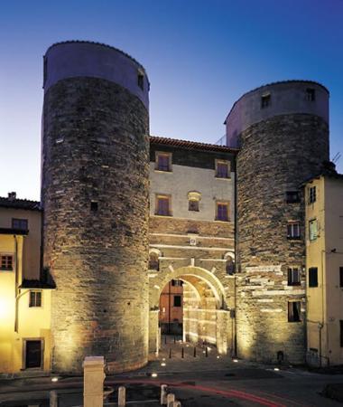Via del Fosso di Lucca