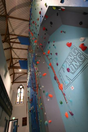SpireRoxx Indoor Climbing Wall