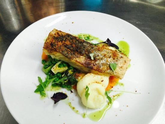 Fanny Trollope's: Fish of the day