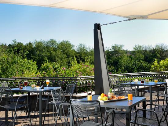 Terrazza del Bar Il Giardino - Foto di A.Roma Lifestyle Hotel, Roma ...