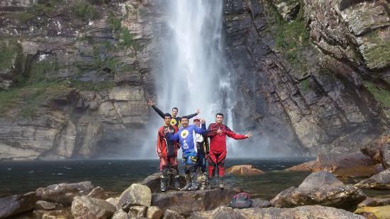 Cachoeira Casca D'Anta
