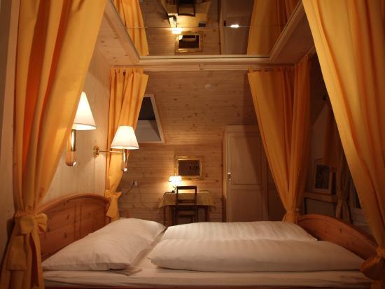 Hotel Bellevue: Romantik Suite
