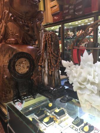 Φουζχού, Κίνα: Много магазинов