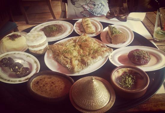 Divan bucharest barbu vacarescu street 241a for Divan kebab menu